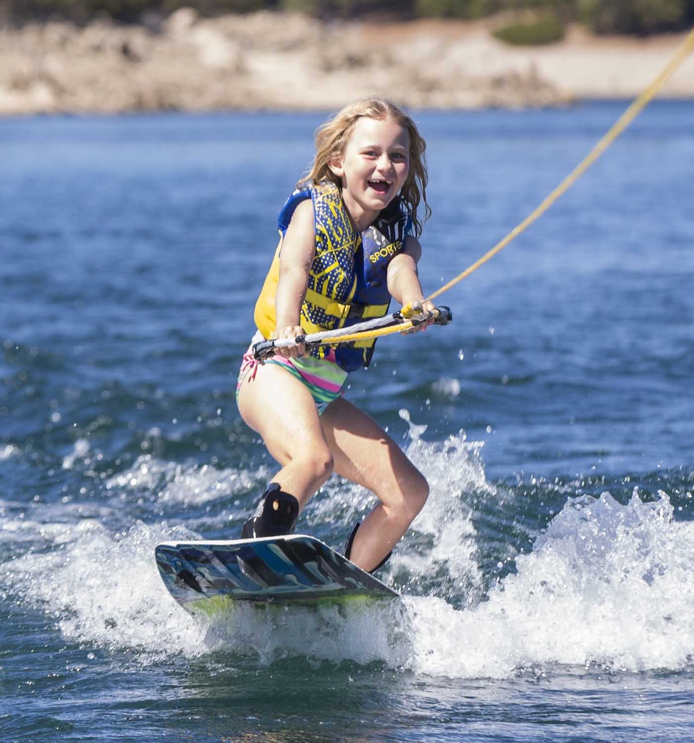 Wakeboarding Kids